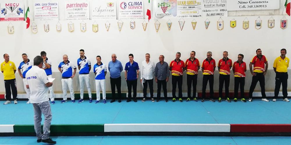 """n inizio Campionato difficile per l'Edera Marsala sconfitta in casa per 6 a 2 dalla """"grintosa"""" Possaccio Varese."""