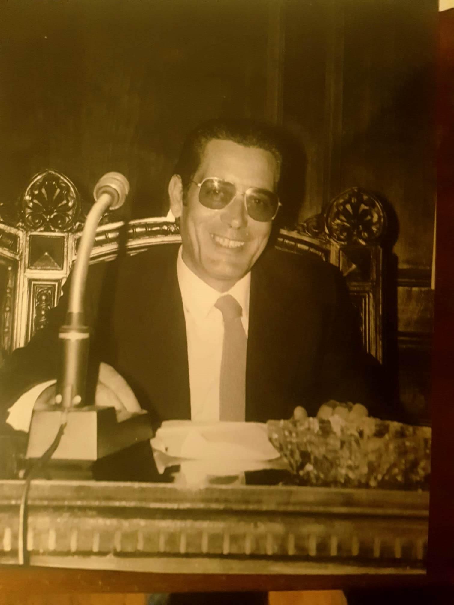 CI HA LASCIATI IL PERITO AGRARIO EGIDIO ALAGNA, FU CONSIGLIERE E ASSESSORE SIA AL COMUNE DI MARSALA CHE ALLA PROVINCIA DI TRAPANI