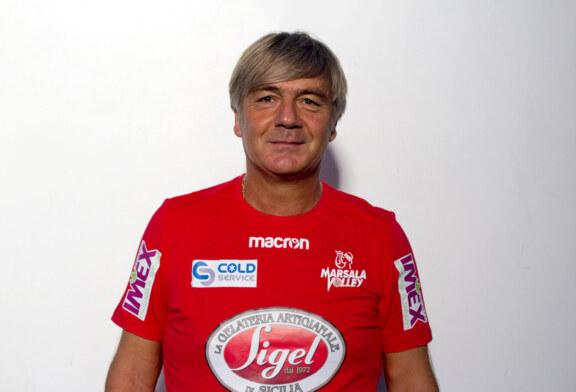 Sigel Marsala Volley: Enzo Titone è il Direttore Tecnico della squadra di A2