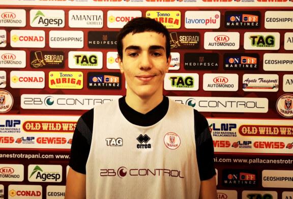 Valerio Longo in Nazionale Under 16