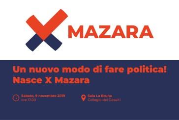 """""""Un nuovo modo di fare politica! Nasce X Mazara"""""""