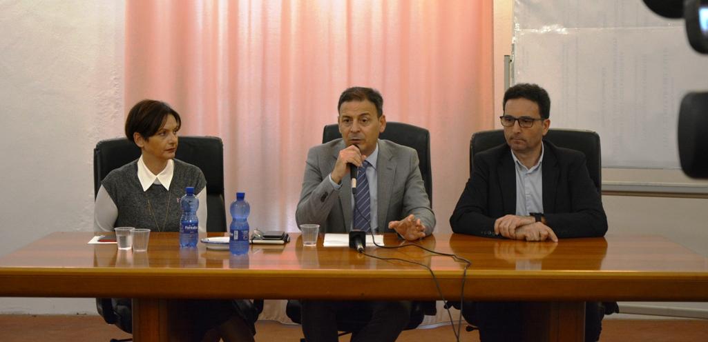 Mazara, Resoconto Conferenza stampa