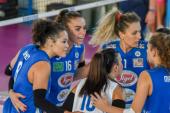 Nuova esterna di stagione in casa della seconda in classifica, l'Olimpia Teodora Ravenna