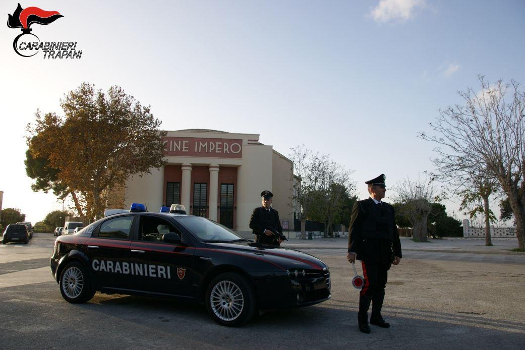 MARSALA (TP):TRASPORTAVA 70 GRAMMI DI EROINA. 54ENNE PALERMITANO ARRESTATO DAI CARABINIERI