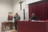 """GASPARE BARRACO: """" HO ADERITO AL MOVIMENTO MARSALA NUOVA DI PADRE FRANCESCO FIORINO. MIO INTERVENTO PUBBLICO SULLA FERROVIA""""."""