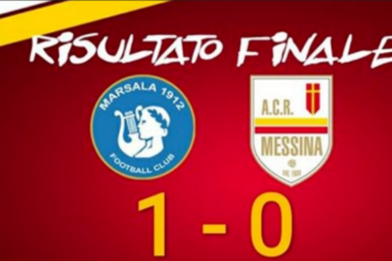 CALCIO: MARSALA VS MESSINA – GUARDA GLI HIGHLIGHTS
