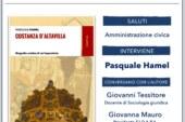 """Conferenza """"Quante storie sulla Gran Costanza""""  Presentazione al teatro Garibaldi della biografia di Costanza D'Altavilla a cura di Pasquale Hamel"""