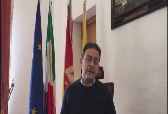 MAZARA DEL VALLO :VIDEO MESSAGGIO  DEL SINDACO SALVATORE QUINCI