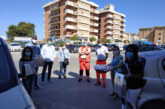 """La solidarietà non si ferma: i beneficiari del progetto Siproimi di Marsala e di Campobello di Mazara e la P.A. """"Il Soccorso"""" donano dispositivi di protezione al reparto di terapia intensiva neonatale dell'ospedale di Trapani"""