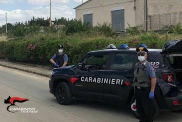 GIBELLINA: INCENDIA L'AUTOVETTURA DEL SINDACO  ARRESTATO DAI CARABINIERI