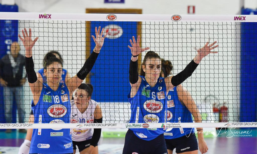 Sigel Marsala Volley, confermate in tre: Caruso, Vaccaro e Soleti