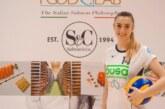Sara Colombano, palleggiatrice, si misurerà in serie A2