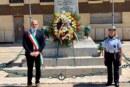 Festa della Repubblica: deposizione di una corona di fiori dinanzi al Monumento ai Caduti per la Patria  Amministrazione rappresentata dal Vice Sindaco Billardello