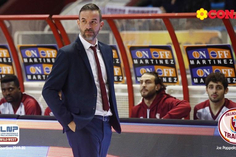 Rinnovo biennale per coach Daniele Parente
