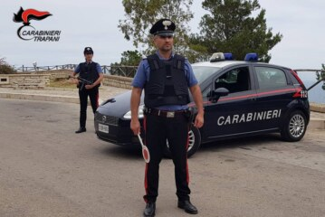"""CASTELLAMARE DEL GOLFO: OPERAZIONE """"CUTRARA"""" DEI CARABINIERI. 14 ARRESTI E 11 DENUNCE."""