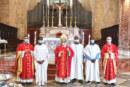 PENTECOSTE, INIZIAZIONE CRISTIANA PER QUATTRO RAGAZZI DALL'AFRICA SOUFIEN: «IN OSPEDALE PER MIA MOGLIE HO SENTITO LA CAREZZA DI DIO»