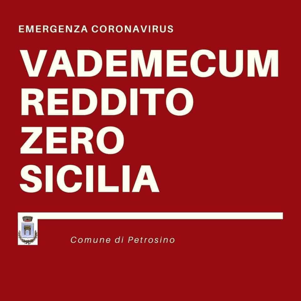 """Buoni spesa, pubblicato il nuovo bando """"Reddito Zero – Sicilia"""" Si tratta di un ulteriore intervento attivato a favore delle persone in difficoltà"""