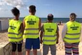 Al via il servizio di salvataggio in mare.  Fino a settembre 16 bagnini sorveglieranno la spiaggia Playa e Guidaloca.