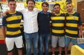Il Mazara si assicura il Pallone D'oro Angelo Caronia e gli Under Di Giorgio ed Erbini
