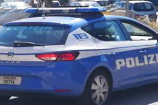 Trapani – Detenuto domiciliare tenta due rapine in centro: arrestato dalla Polizia