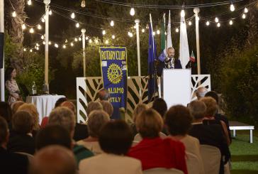 Rotary Alcamo 45 anni, lettera del Presidente Avv.Giuseppe Coppola.