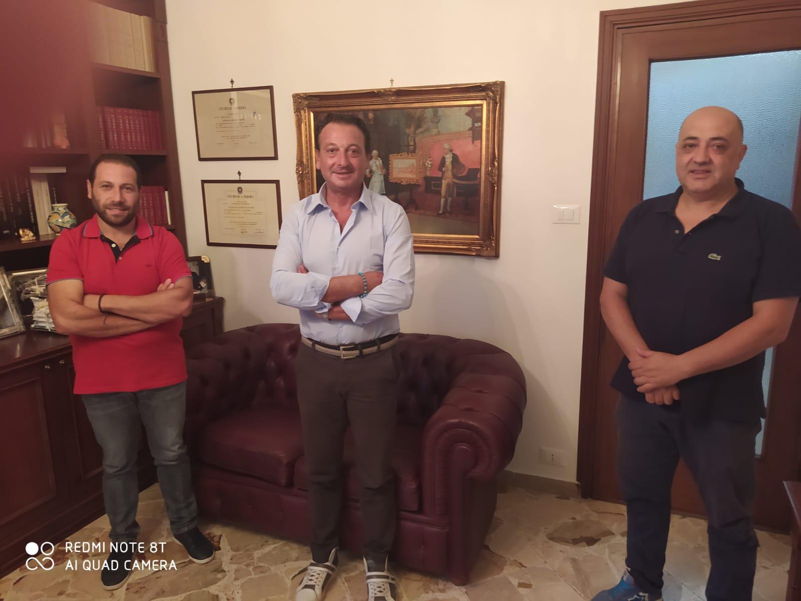 """Monreale, in Consiglio comunale nasce il gruppo di Forza Italia, Caputo (FI): """"Vittorino e Terzo sono persone serie e di valore, spero che altri li seguiranno per progetto di rilancio cittadino"""""""