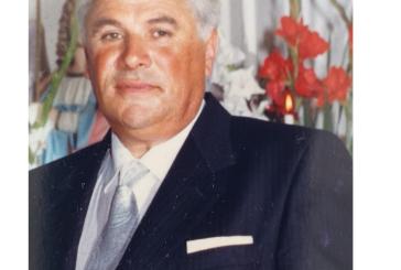 Petrosino, deceduto l'ex Sindaco Gaspare Valenti Fu Primo Cittadino dal 6 luglio 1989 al 30 marzo 1991