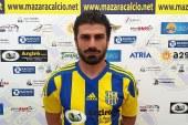 Mazara calcio: Tesserato l'esperto attaccante ANGELO ROSELLA