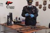 PANTELLERIA: CONTROLLI DEI CARABINIERI AI POSSESSORI DI  ARMI. 6 DENUNCIATI