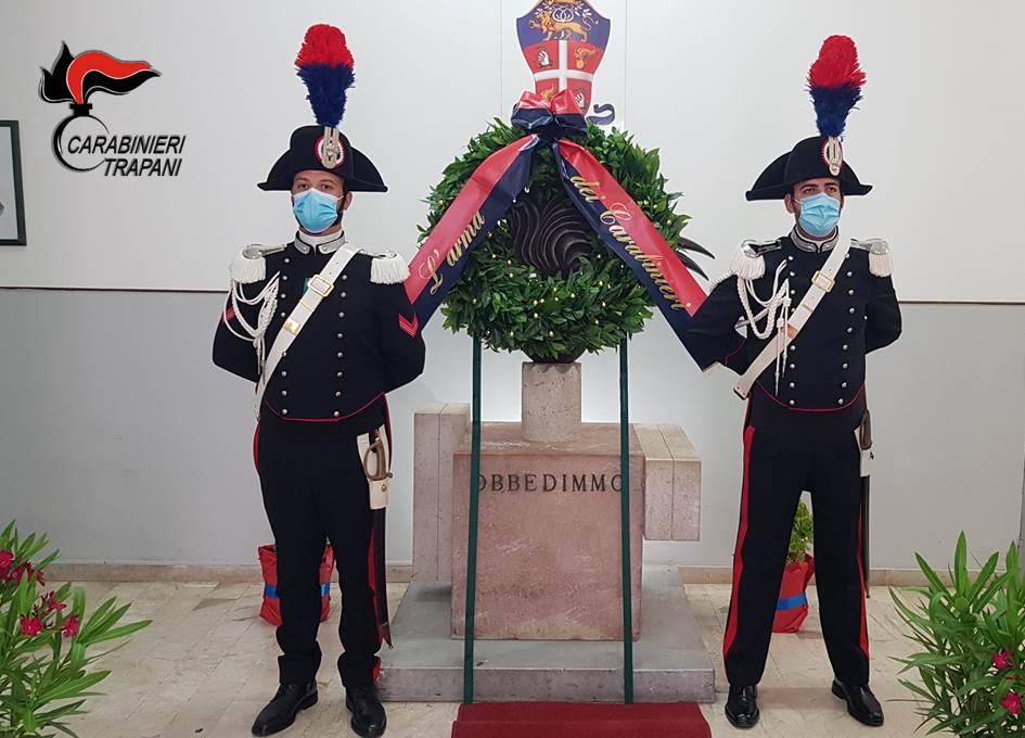 207° ANNUALE DELLA FONDAZIONE DELL'ARMA DEI CARABINIERI,  UN ANNO DENSO DI RICORRENZE
